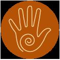 Icon Reiki Aktiviere Deine eigenen Heilungskräfte