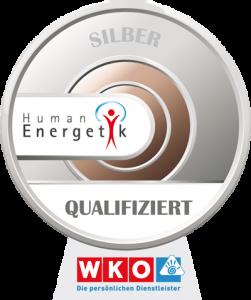 Siegel humanenergetik silber qualifiziert wko